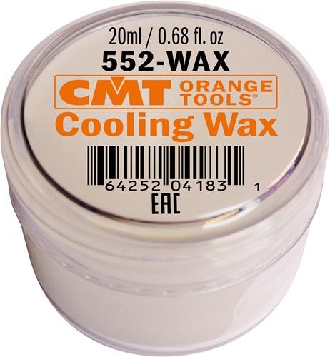 Cooling Wax voor perfecte koeling en smering, inhoud 20ml.