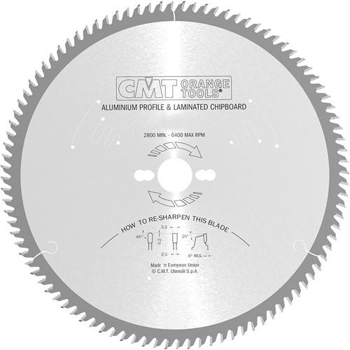 Scie circulaire pour métaux non ferreux et composite